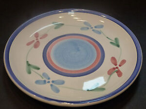 "CALECA PINK GARLAND 8 1/8"" Salad Plate, FREE SHIPPING, CH10129"