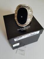 Tom Ford for Yves Saint Laurent RUNWAY Sterling Silver Cuff Bracelet