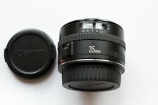 Canon EF 35mm f2  | 1 Jahr Gewährleistung | Rechnung