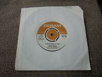 "Procol Harum A Whiter Shade of Pale RARE 7"" Single"