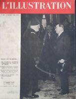Revista Dibujada L Semanal Ilustración N º 5002 Las Grandes Días 1939 ABE