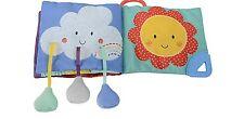 Cochecito de bebé sensorial saludar/Libro De Buggy-desde el nacimiento