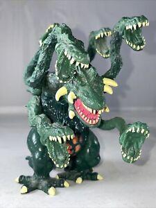"HUGE! 1994 Trendmasters BIOLLANTE 6"" Terrifying Roar WORKING ROAR RARE! Godzilla"