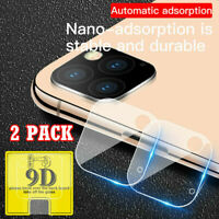 CAMERA LENS GLASS PROTECTOR TEMPERED 9D PROTECT for Apple 11 iphone 11 Pro/ MAX.