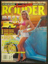 AMERICAN RODDER  Best of the Best SPECIAL ISSUE!  February 1994