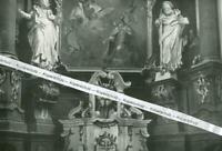Roggenburg : Klosterkirche : Seitenaltar von Christoph Rodt - um 1930     W 5-15