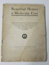 Building Age Builders Journal 1924 Beautiful Homes of Moderate Cost *No Cover*