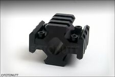 New Universal Tactical Quad-Rail Gun Barrel Weaver / Picatinny Style Base Mount