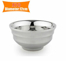Unbranded Stainless Steel Rice Bowls