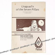 Traveller Uragyad'n Seven Pillars RPG Game Designers Workshop 1981 Sci Fi FASA