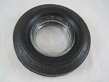 Vintage Goodyear Custom Power Cushion Polyglas Tire Advertising Ashtray
