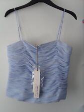 Ladies BNWT Fenn Wright Manson Silk Top Size 12