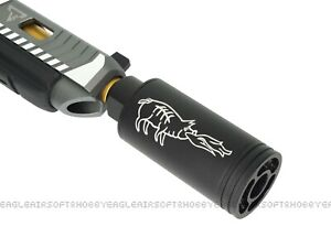 EG SPITFIRE Rechargeable Tracer Unit for Airsoft.14MM - CCW / 11MM + CW.
