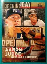 2019 Topps ahora 758 Aaron Judge New York Yankees 8.27.19
