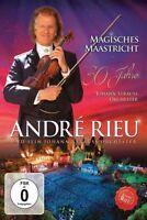 ANDRE RIEU - MAGISCHES MAASTRICHT   DVD NEW+
