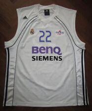 Canotta camiseta BULLOCK REAL MADRID ULEB maillot FIBA jersey basketball trikot