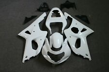 Fairing Kit for Suzuki GSXR1000 2000-2002 K1 Unpainted ABS Injection Bodywork 01