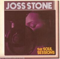 JOSS STONE - The Soul Sessions (UK 10 Track CD Album)