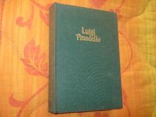 Letteratura Italiana Il Fu Mattia Pascal Luigi Pirandello 10a Ed 1957 Mondadori