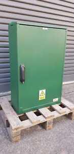 GRP Electric Enclosure, Kiosk, Cabinet, Meter Box, Housing (W530, H800, D245)mm