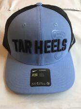 4048bcef93d Men s Nike UNC Carolina Tar HEELS Classic 99 Swoosh Performance Flex Hat Cap
