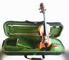 NEW 1/2 Size Violin,Professional Set up W/France Bridge+Case+ Bow+Rosin