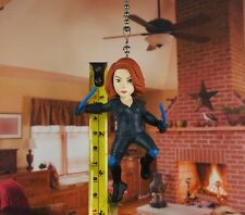 Marvel Avenger Black Widow Natasha Ceiling Fan Pull Light Lamp Chain K1330 A
