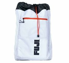 Fuji Sports BJJ Jiu-Jitsu Lightweight Gi BackPack Gear Bag Gearbag  - White