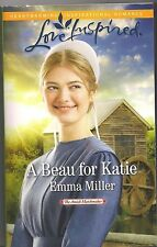 The Amish Matchmaker: A Beau for Katie by Emma Miller (2016, Paperback)