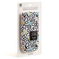U Brands Protective Calculator Case NEW Use With TI-84 TI-89 FREE SHIPPING Retro