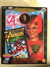 MARVEL FAMOUS COVER SERIE Scarlet Witch NUOVO CON SCATOLA