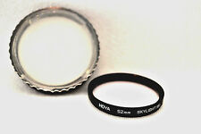 Hoya 52 mm Skylight (1B) Screw-In Filter with Case Made in Japan (L-264)