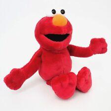 Sesame Street Elmo Small Beanbag 6-Inch Plush Red