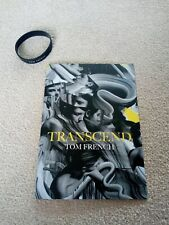 Tom French Transcend Brochure And Rubber Wristband