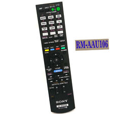 Remote Control Replacement SONY RM-AAU106 RM-AAU107 STR-DH710 AV system