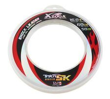 Xzoga Taka SK Shock Leader 60LB/50M (1) Fishing Nylon Clear Line