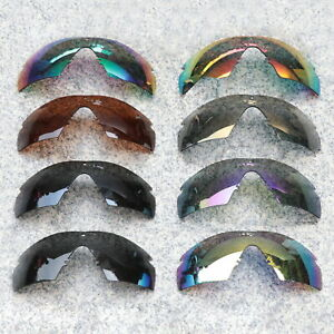 RawD Polarized Replacement Lenses for-Si M Frame 3.0 OO9146- Sunglass