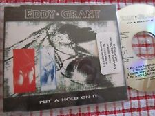 Eddy Grant Put A Hold On It. Parlophone  CDR 6191, 2029812 UK CD Maxi-Single