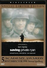 Saving Private Ryan (Dvd, 1999, Special Limited Edition, Widescreen) Tom Hanks