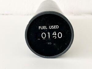 ELDEC Boeing Aircraft Fuel Used Indicator 60B00046-8