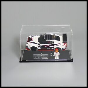 Acrylic stackable Display Case for LEGO Speed Champions (2020 Onwards)