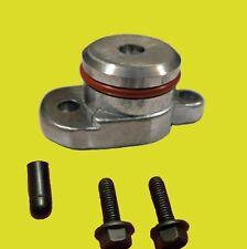 PW50 Oil Injection Block Off Plug, Hardware, Port & Instructions Upgrade Yamaha