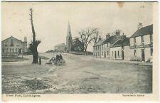 WEST PORT, LINLITHGOW - West Lothian Postcard (P2085)