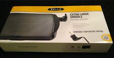 Bella Extra Large Electric Griddle New In Box