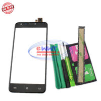 """FREE SHIP for Cubot Hafury Mix 5"""" 2018 Black Touch Screen Digitizer+Tool ZVLU723"""