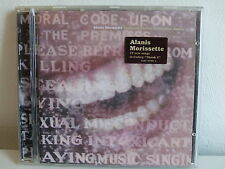CD ALBUM ALANIS MORISSETTE Supposed former infatuation junkie 9662473942