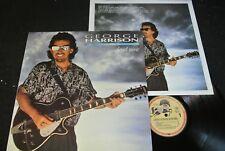 GEORGE HARRISON Cloud Nine / German LP 1987 DARK HORSE WARNER 925643-1