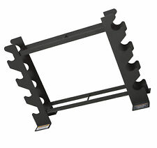 Dumbbell Rack Tray Organizer Storage Free Weight Stand Gym Equipment Heavy Duty