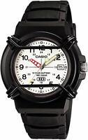 CASIO Analog Watch Black/White HDA-600B-7BJF Standard Men's JAPAN OFFICIAL