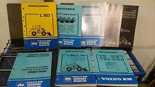 Volvo L50E Wheel Loader Service Shop Repair Manual Book